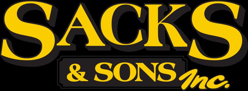 Sacks & Sons Inc., logo